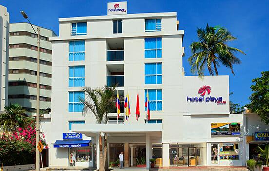 hotel playa club cartagena de indias