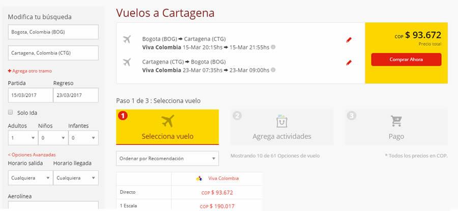 cartagena vivacolombia viajes